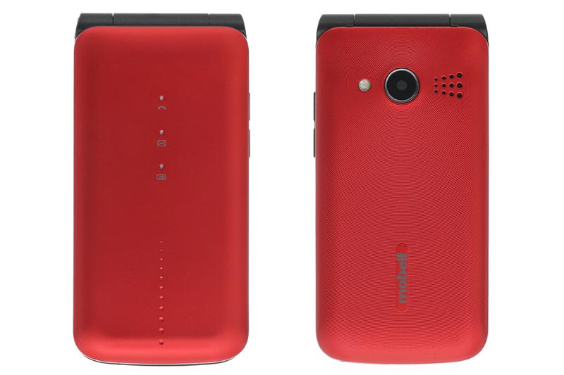 Thiết kế điện thoại Mobell M729 chính hãng