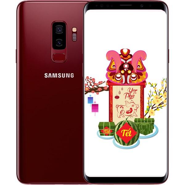 Samsung Galaxy S9+ 64GB Vang Đỏ