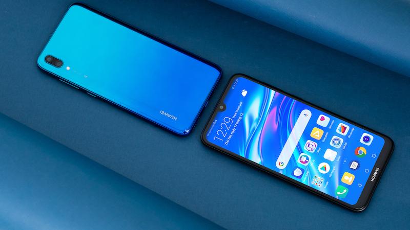 Màn hình Huawei Y7 Pro 2019 chính hãng
