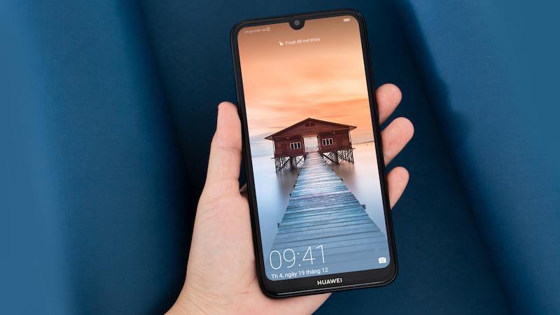 Mở khoá khuôn mặt Huawei Y7 Pro 2019 chính hãng