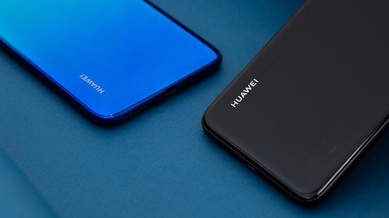 Phone - ទូរស័ព្ទ Huawei A7 (Y7 Pro 2019) - ថាមពលថ្ម