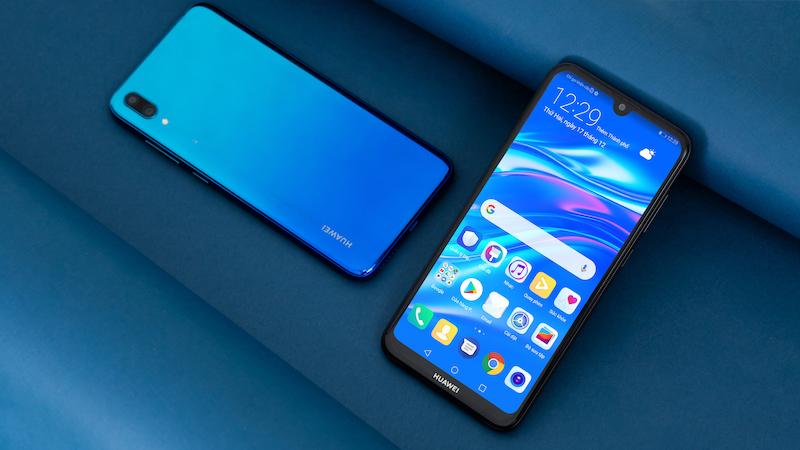 Đánh giá Huawei Y7 Pro 2019 chính hãng