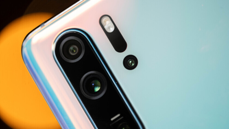 Phone - ទូរស័ព្ទ Huawei P30 Pro - កាមេរ៉ា