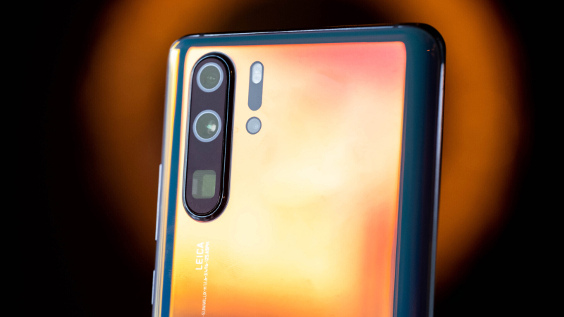 Cấu hình của điện thoại Huawei P30 Pro chính hãng
