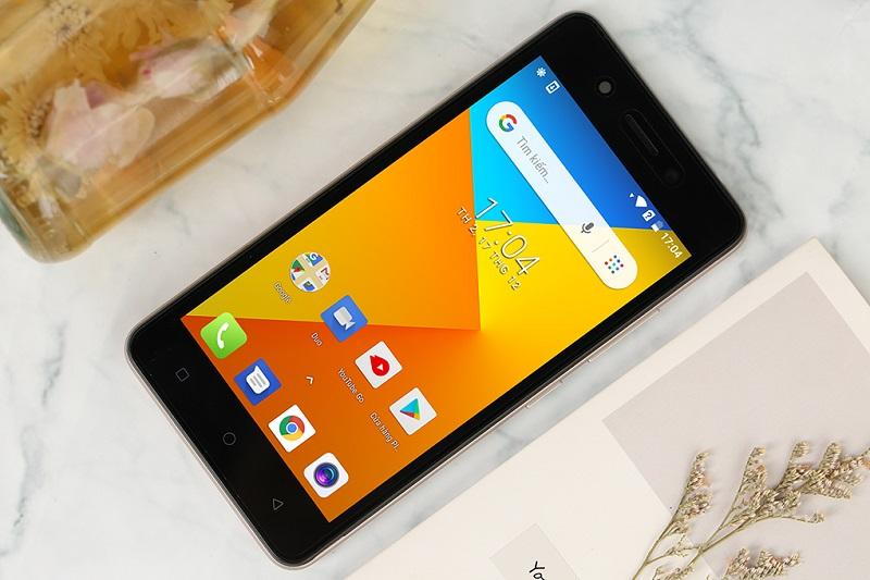 Thiết kế của điện thoại Itel A16 chính hãng