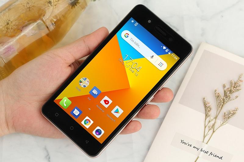 Màn hình của điện thoại Itel A16 chính hãng