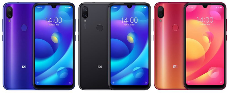 Đánh giá smartphone Xiaomi Mi Play