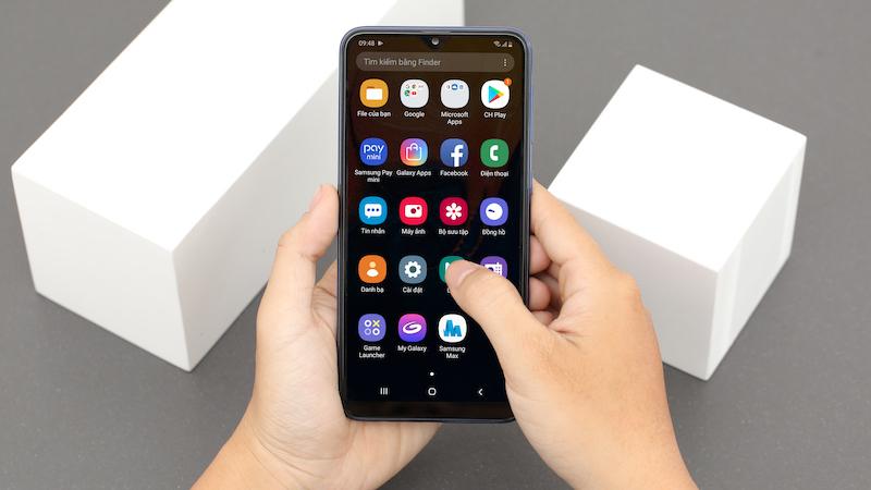 Trên tay trải nghiệm - Điện thoại Samsung Galaxy A10