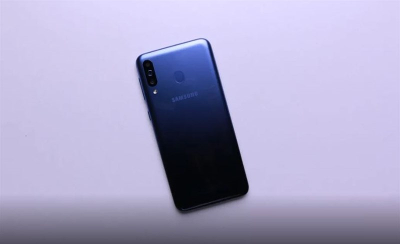 Thời lượng pin của điện thoại Samsung Galaxy M30 chính hãng
