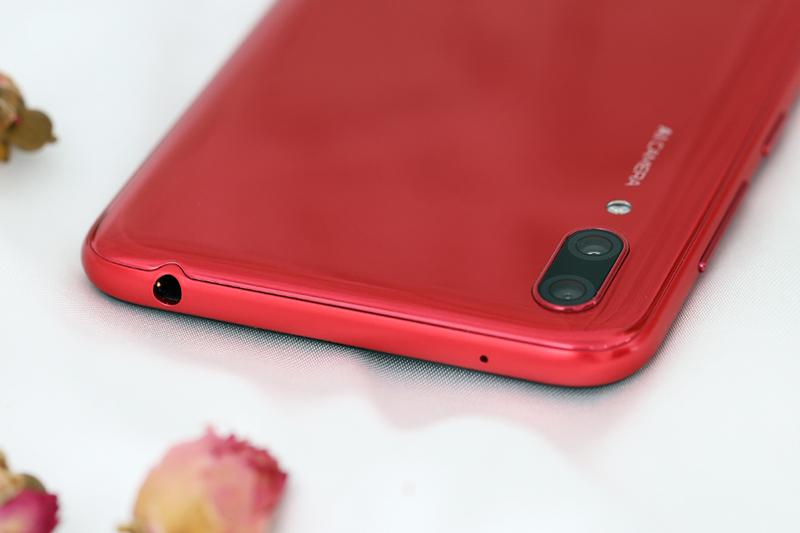 Phone - ទូរស័ព្ទ A7 Red - រចនាពណ៌ក្រហមស្រស់