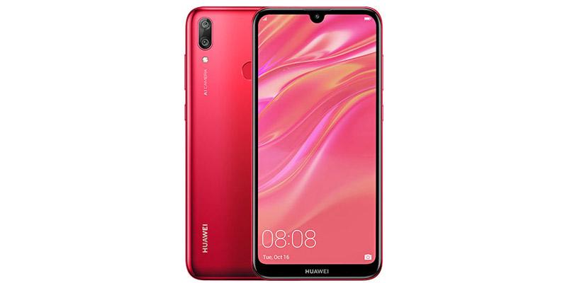 Phone - ទូរស័ព្ទ A7 Red - អេក្រង់