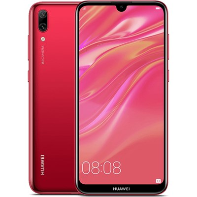 Huawei Y7 Pro (2019) màu đỏ