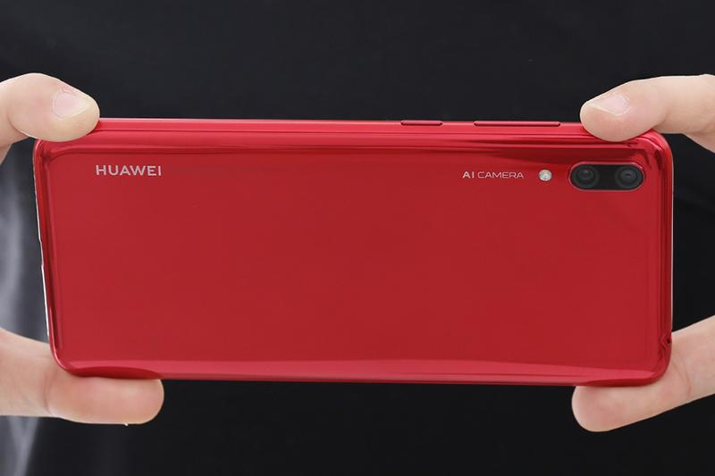 Phone - ទូរស័ព្ទ A7 Red - កម្លាំងម៉ាសុីន