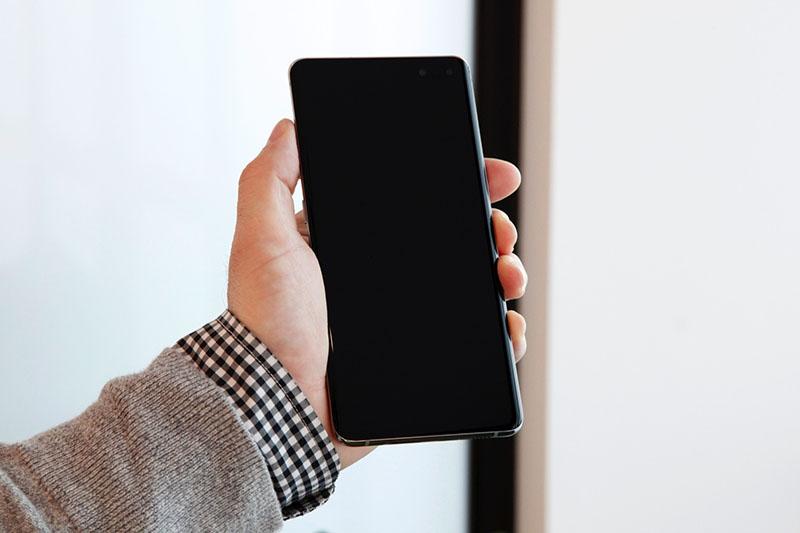 Thời lượng pin của điện thoại Samsung Galaxy S10 5G chính hãng