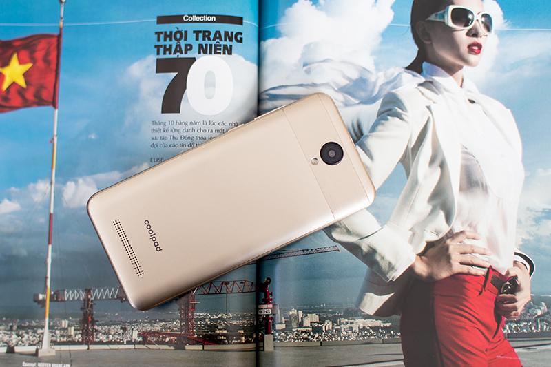 Điện thoại Coolpad N3C chính hãng - Thiết kế