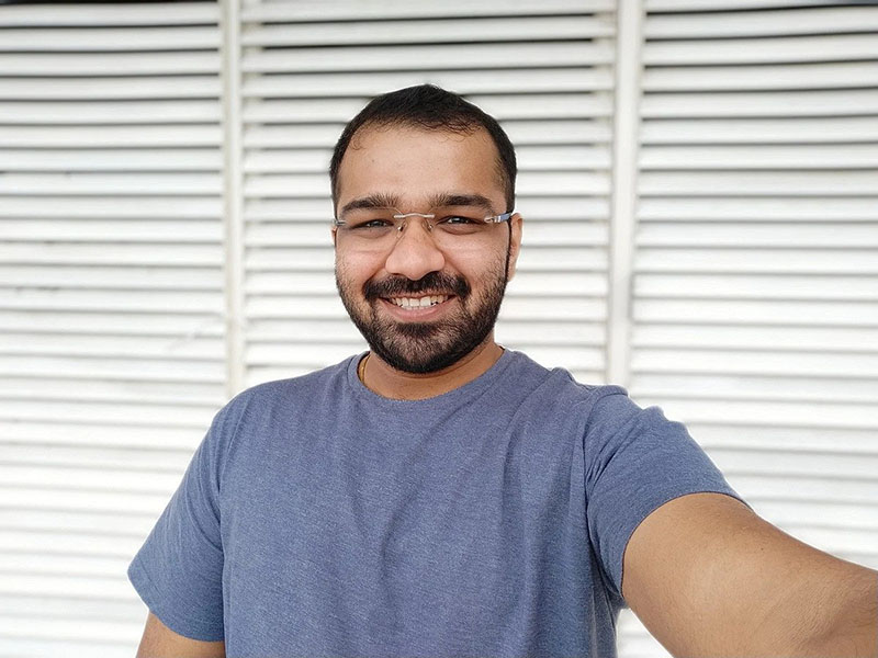 Điện thoại Xiaomi Mi A3 | Ảnh selfie