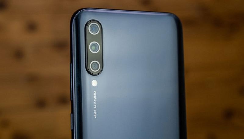 Điện thoại Xiaomi Mi A3 | Camera sau
