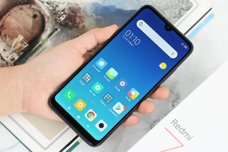 Xiaomi Redmi 7 32GB | Trên tay trải nghiệm