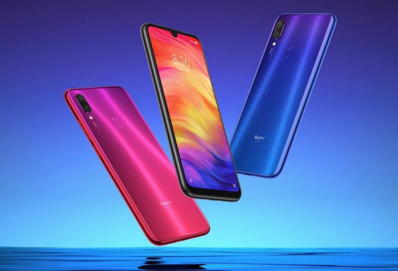 Cấu hình của điện thoại Xiaomi Redmi 7 chính hãng