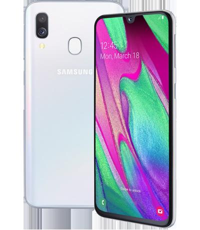 Điện thoại Samsung Galaxy A40