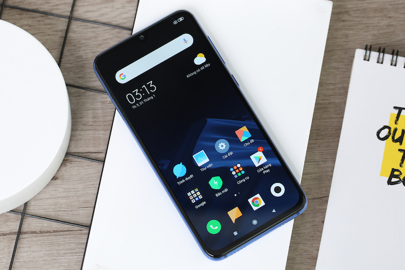 Điện thoại Xiaomi Mi 9 SE   Giao diện Android