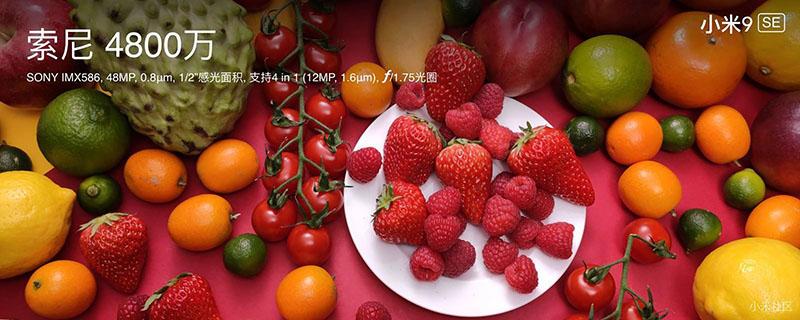 Ảnh chụp từ camera của điện thoại Xiaomi Mi 9 SE chính hãng