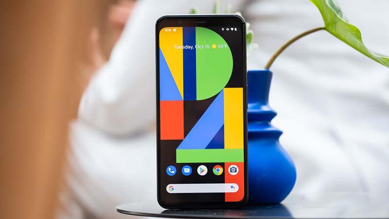 Điện thoại Google Pixel 4 | Tính năng mở khóa khuôn mặt