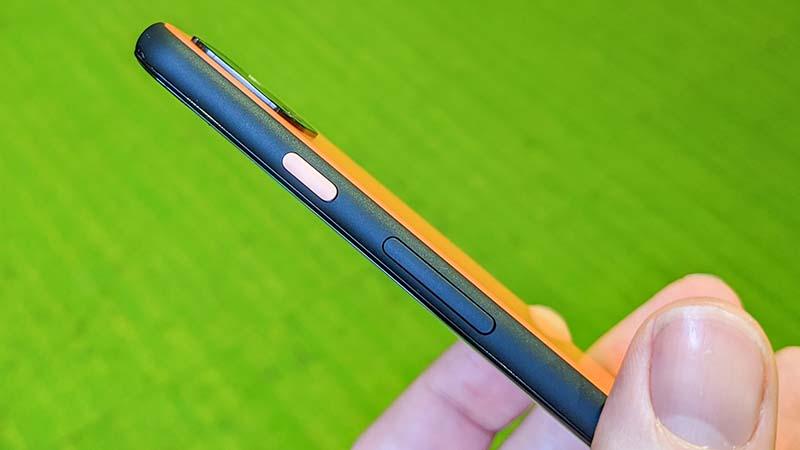Điện thoại Google Pixel 4 | Thiết kế