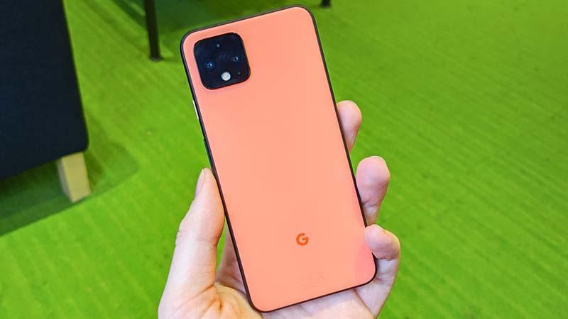Điện thoại Google Pixel 4 | Cấu hình