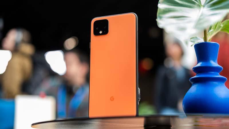 Điện thoại Google Pixel 4 | Camera sau
