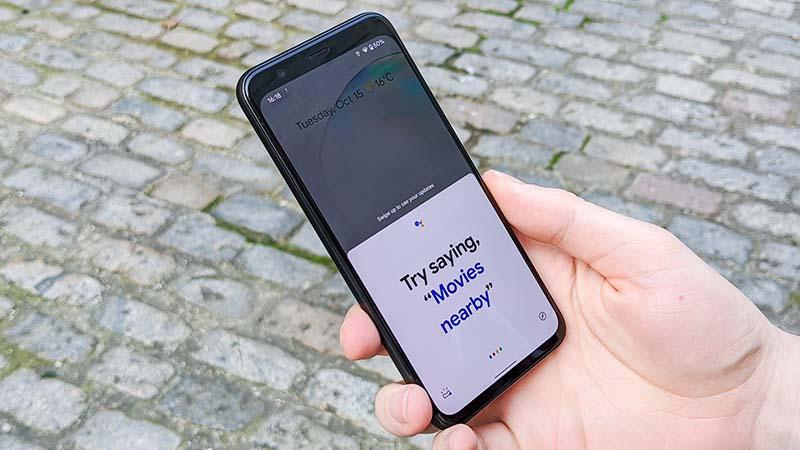 Điện thoại Google Pixel 4 XL | Màn hình