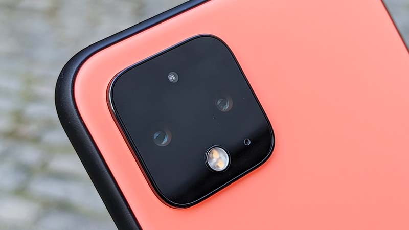 Điện thoại Google Pixel 4 XL | Camera sau