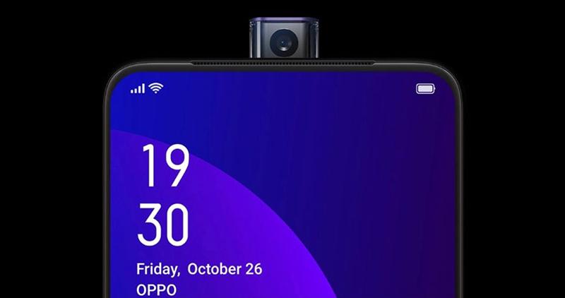 Phone - ទូរស័ព្ទ OPPO F11 Pro - កាមេរ៉ា