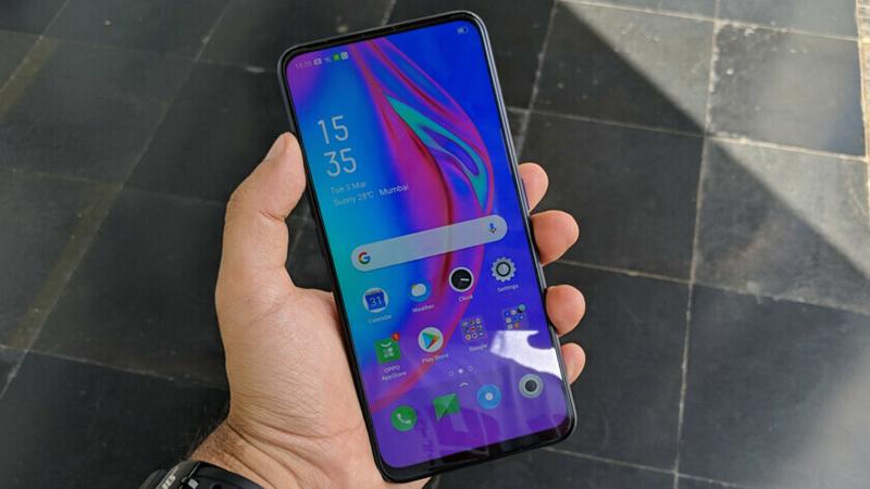 Phone - ទូរស័ព្ទ OPPO F11 Pro - អេក្រង់