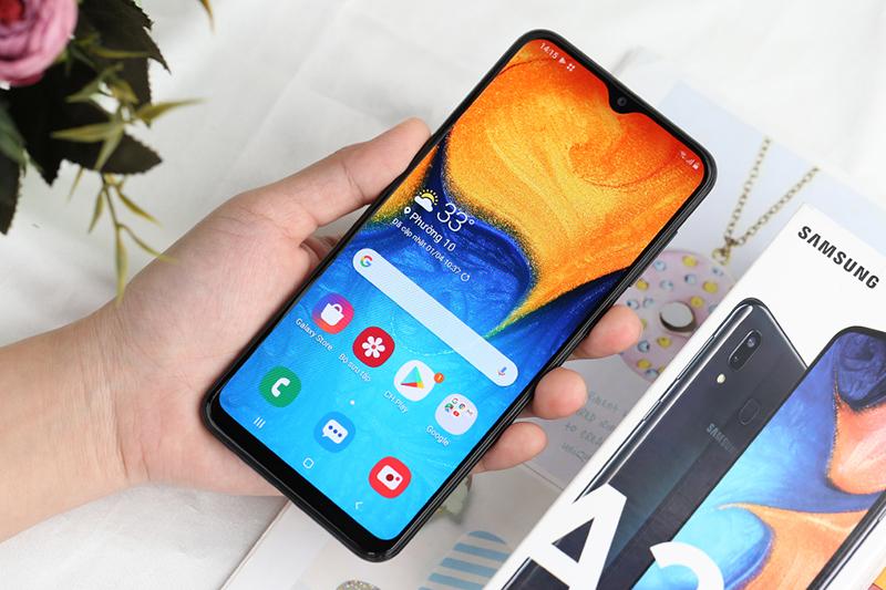Samsung Galaxy A20 | Trải nghiệm và đánh giá