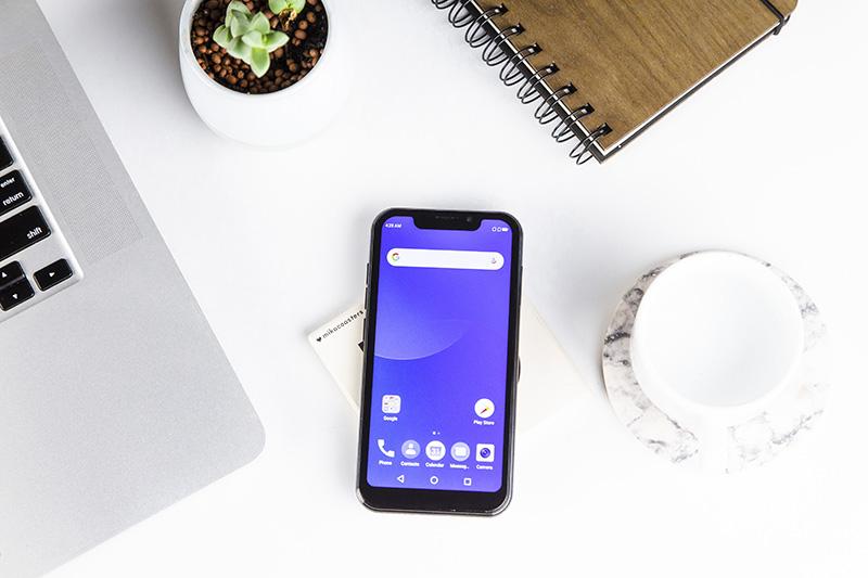 Coolpad sử dụng hệ điều hành Android 8.1 Oreo