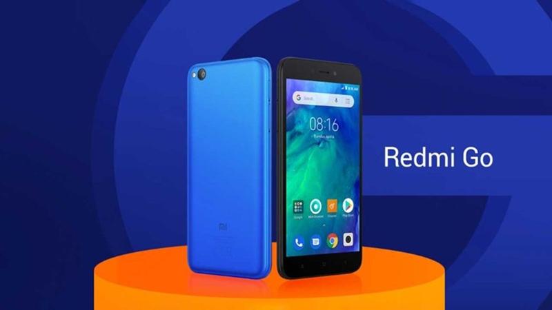 Đánh giá điện thoại Xiaomi Redmi Go chính hãng
