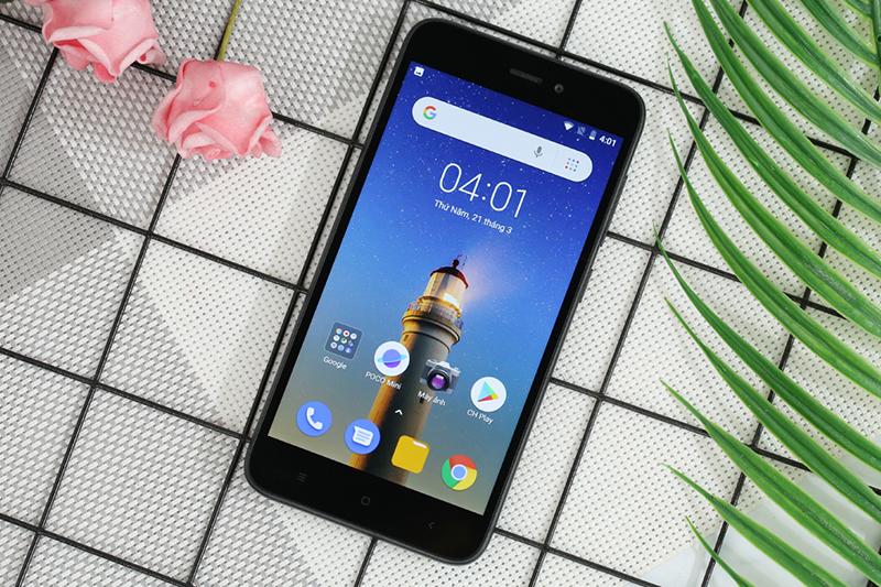 Xiaomi Redmi Go chính hãng | Giao diện Android