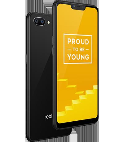 Realme C1 (2019) - Màn hình tai thỏ, giá hấp dẫn, RAM 3 GB