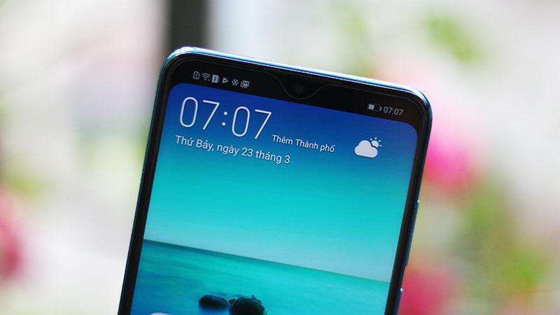 Màn hình của điện thoại Huawei P30 Lite chính hãng