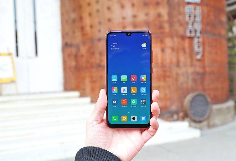 Thời lượng pin của điện thoại Xiaomi Redmi Note 7 Pro chính hãng