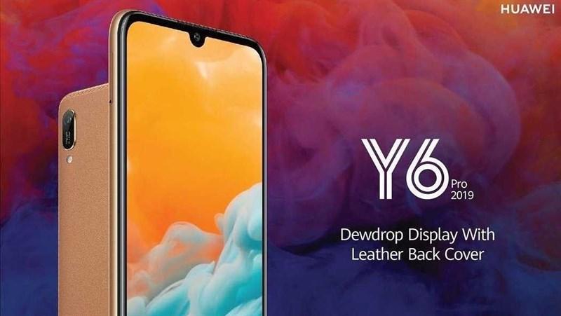 Đánh giá điện thoại Huawei Y6 Pro 2019 chính hãng