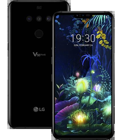 Điện thoại LG V50 ThinQ