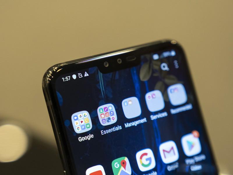 Khả năng hỗ trợ mạng 5G của LG V50 ThinQ chính hãng