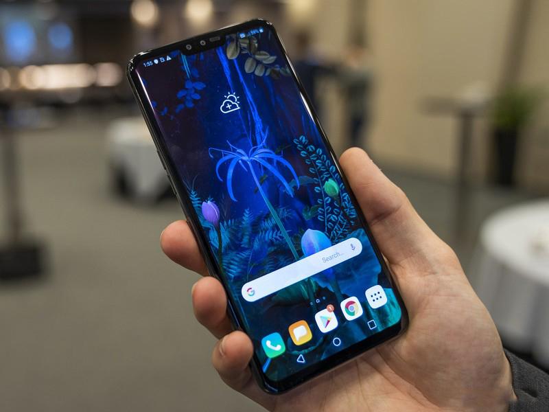 Cấu hình của điện thoại LG V50 ThinQ chính hãng