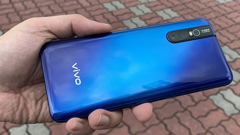 Phone - ទូរស័ព្ទ vivo V15 - កម្លាំងម៉ាសុីន