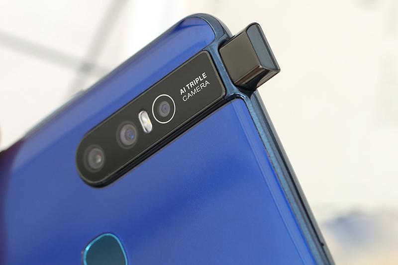 Bộ ba camera sau của điện thoại Vivo V15