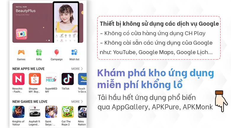 Huawei Mate 30 Pro (Không có Google)