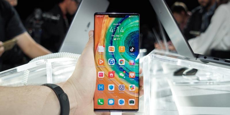 Điện thoại Huawei Mate 30 Pro | Camera trước