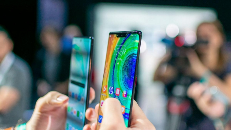Điện thoại Huawei Mate 30 Pro | Cấu hình
